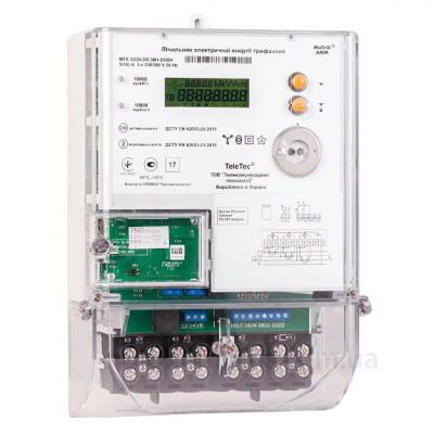 Teletec MTX 3G20.DD.3М1-DOB4 5А/10А фото