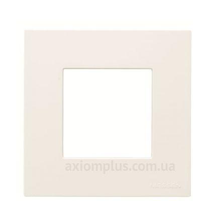 Изображение ABB серии Zenit N2271.1 BL белого цвета