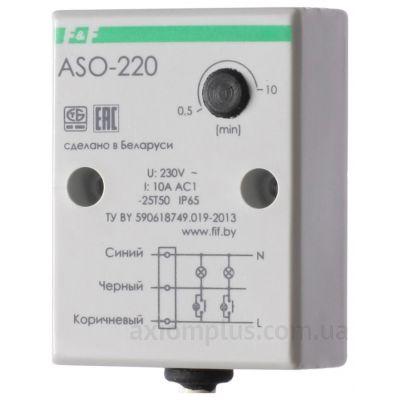 F&F ASO-220 230В AC фото