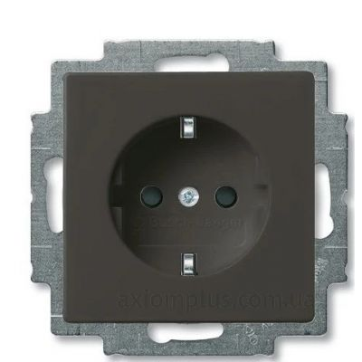 Фото ABB из серии Basic 55 20 EUC-95-507 черного цвета