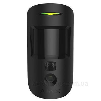 Датчик Ajax MotionCam black (Черный) фото