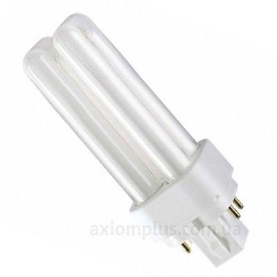 КЛЛ лампа Osram DULUX D/D 26W/830 с цоколем G24d-3 на 26Вт (артикул 4050300327235-sale)
