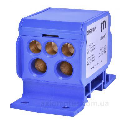 EDBM-8/N ETI синего цвета (на 7 контактов) (S <sub>провода</sub> до 70мм²)