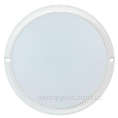 Круглый светильник белого цвета ДПО 4002 IEK фото