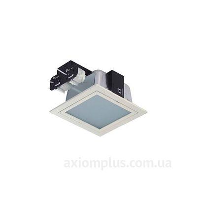 Квадратный светильник белого цвета FX50 WH 2х18Вт Synergy фото