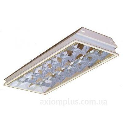 Прямоугольный светильник белого цвета ARS/R 218 Световые технологии фото