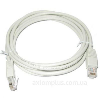 ITK (PC01-C5EU-2M) - RJ-45 UTP cat.5e PVC 2м серый патч корд - фото