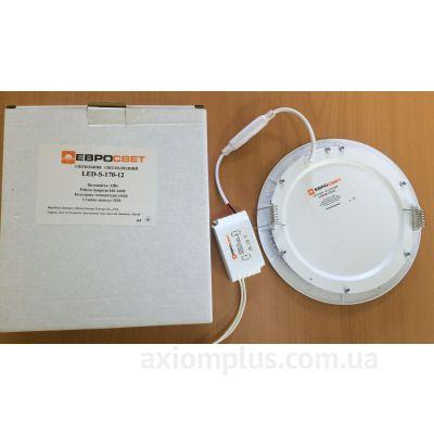 светильник LED-R-170-12 Евросвет