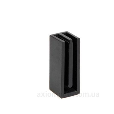 Заглушка PIN 1Р 100А (черный цвет) фото