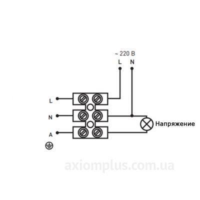 схема включения e.sensor.pir.10F.black