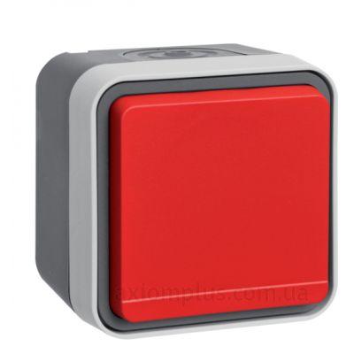 Изображение Berker серии W.1 47403521 серого цвета