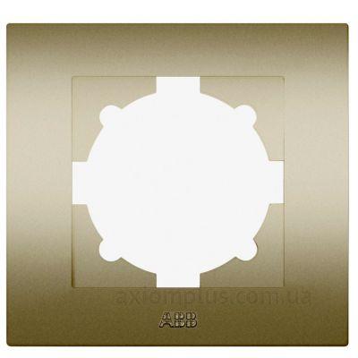 Фото ABB серии Cosmo 612-011400-271 титанового цвета