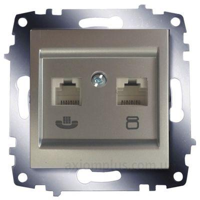 Изображение ABB из серии Cosmo 619-011000-249 цвета алюминий