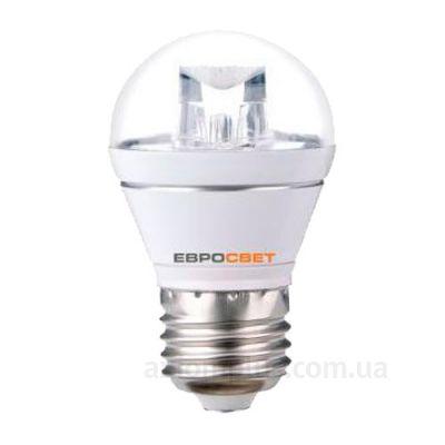 Фото лампочки Евросвет P-5-4200-27C