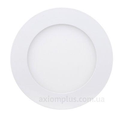 Круглый светильник белого цвета Евросвет (39168-sale) фото