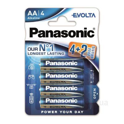 Изображение Panasonic LR6EGE/6B2F - LR6EGE/6B2F