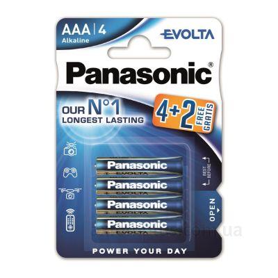 Фото Panasonic LR03EGE/6B2F - LR03EGE/6B2F