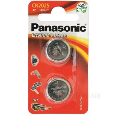 Изображение Panasonic CR-2025EL/2B - CR-2025EL/2B