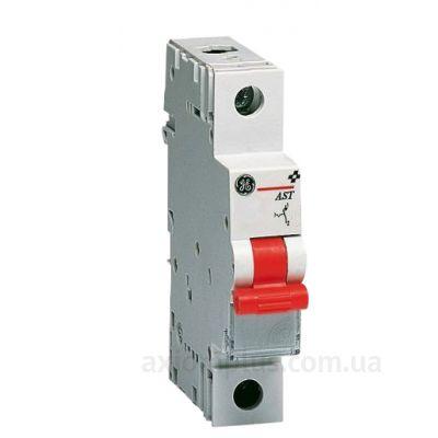 Модульный разрывной 1P выключатель нагрузки 0-1 на 40А General Electric 666614