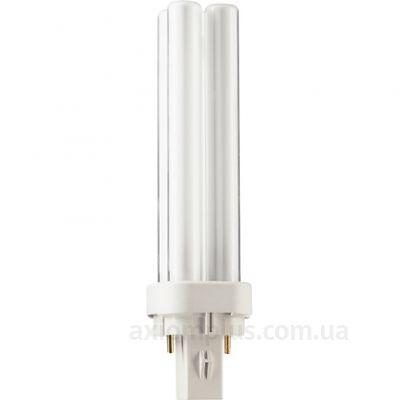 КЛЛ лампа Philips PL-C 2P с цоколем G24d-1 на 13Вт (артикул 927904884040-sale)