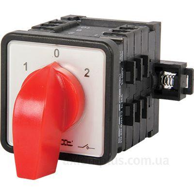 Поворотный переключатель E.Next LK25/2.211-SP/45 (25А) (0-I)