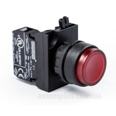 Кнопка EMAS (CP200HK) красного цвета