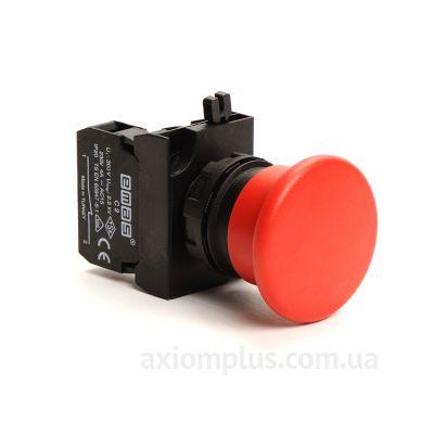 Кнопка EMAS (CP200MK) красного цвета