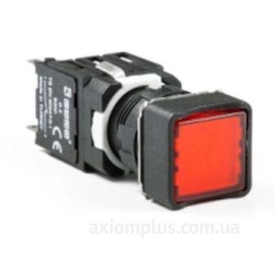 Кнопка EMAS (D200KDK) красного цвета