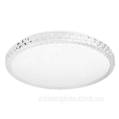 Круглый светильник белого цвета LCS-004 Grace 48W Delux (90011627) фото