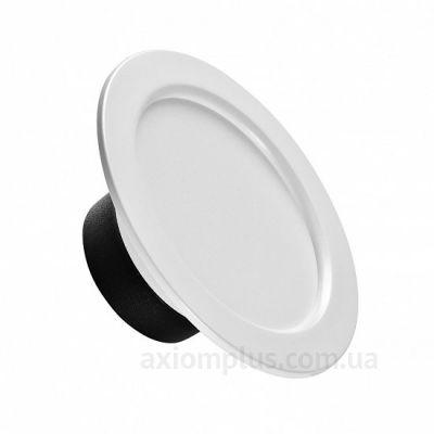 Круглый светильник белого цвета Eurolamp (LED-DLR-18/4(Е)) фото
