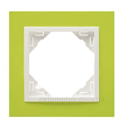 Фото Efapel серии Logus 90. Animato 90910 TDG зеленого цвета