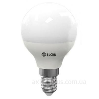 Изображение лампочки Elcor 534302 артикул 534302