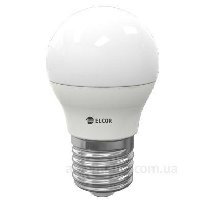 Изображение лампочки Elcor 534303 артикул 534303