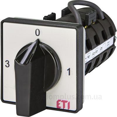 Кулачковый поворотный переключатель амперметра на 16А ETI 4773099