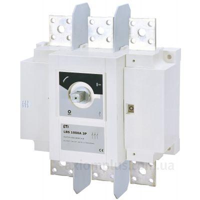 Модульный разрывной 3P выключатель нагрузки 0-1 на 1000А ETI 4661455