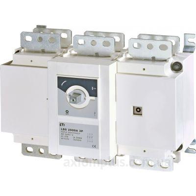 Модульный разрывной 3P выключатель нагрузки 0-1 на 2000А ETI 4661458