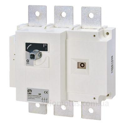 Модульный разрывной 3P выключатель нагрузки 0-1 на 2500А ETI 4661459