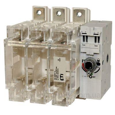 Модульный разрывной 3P выключатель нагрузки 0-1 на 160А ETI 4661801
