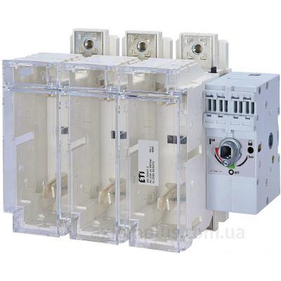 Модульный разрывной 3P выключатель нагрузки 0-1 на 250А ETI 4661802