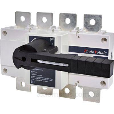 Модульный разрывной 4P выключатель нагрузки 0-1 на 400А ETI 4661856