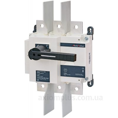 Модульный разрывной 3P выключатель нагрузки 0-1 на 275А ETI 4661858