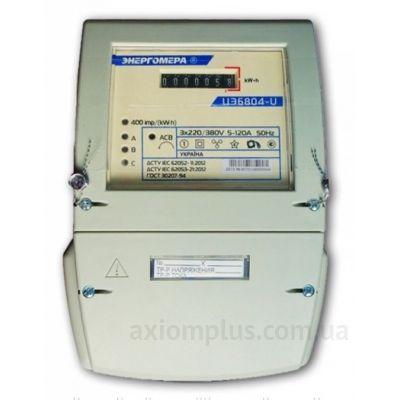 Энергомера ЦЭ6804-U/1 М Ш35 И 5А/120A фото