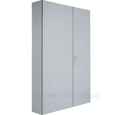 Фото серый монтажный шкаф Hager Univers FA22S размер 1800х550х275мм