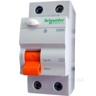 Schneider Electric ВД63 2P 40A 30МA фото
