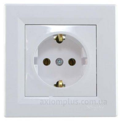 Изображение Schneider Electric серии Asfora EPH2900221 белого цвета
