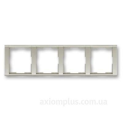 Изображение ABB из серии Time 3901F-A00140 32 цвета серебристый металлик