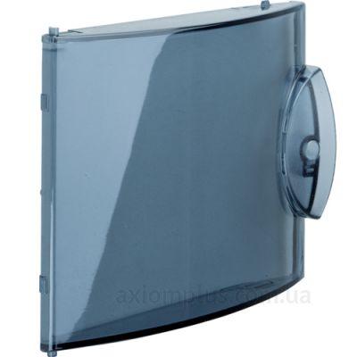 Прозрачная дверца Hager GP104T (Серый цвет) изображение