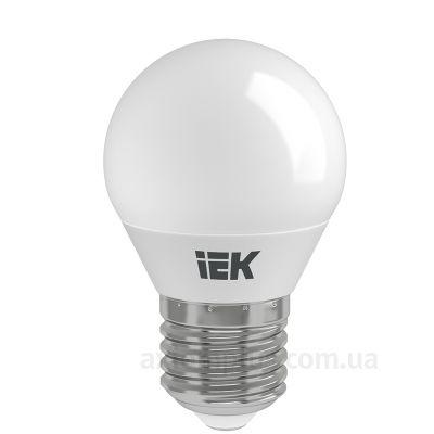Изображение лампочки IEK Alfa артикул LLA-G45-8-230-40-E27
