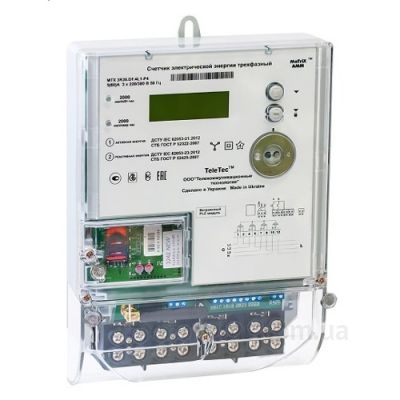 Teletec MTX 3G20.DD.3M1-OG4 5А/10А фото