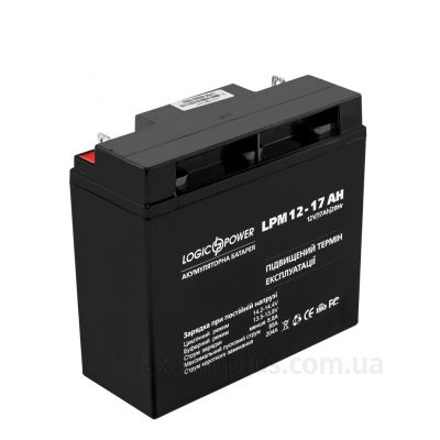 LogicPower LPM12 (17А/ч) фото